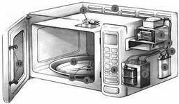 Микроволновая печь ремонт-своими руками