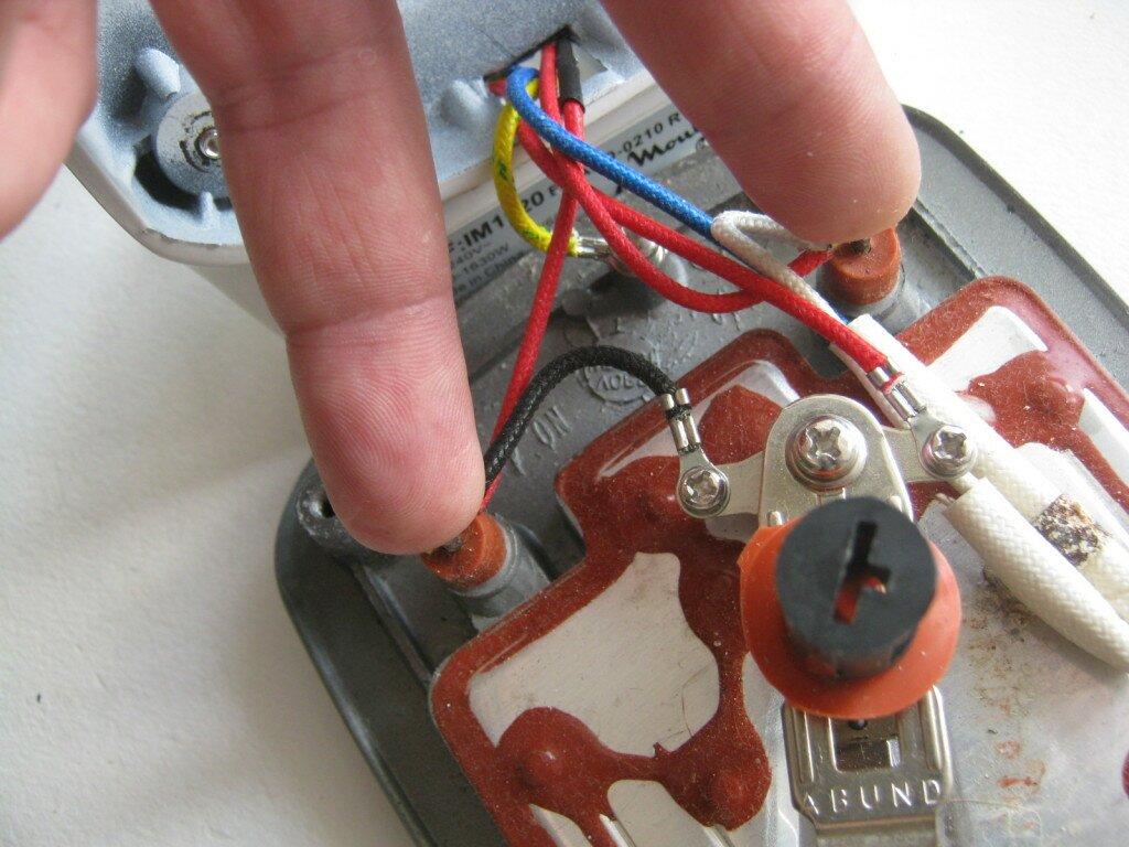Ремонт терморегулятора утюга своими руками