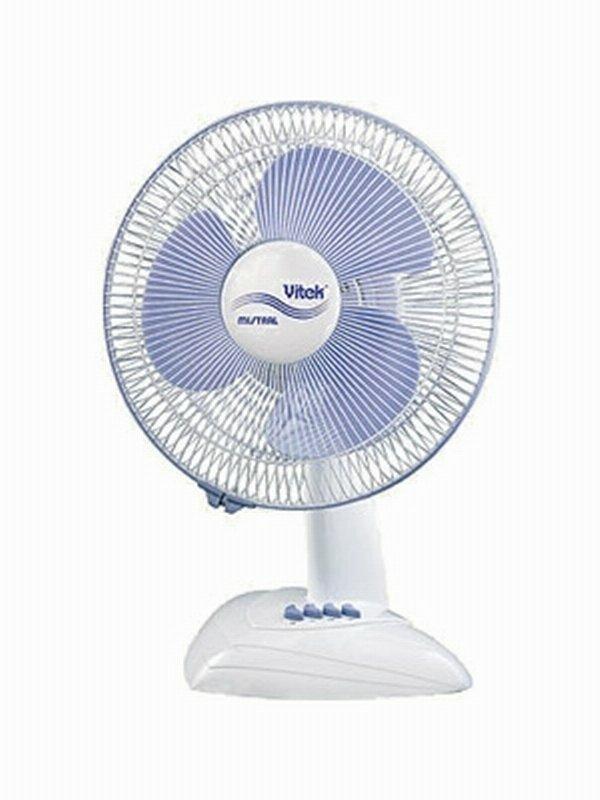 настольный вентилятор Vitek