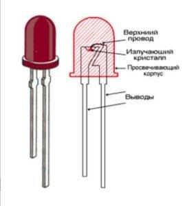 Элементы электрических схем