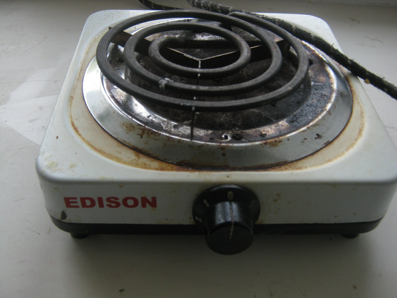 Ремонт настольной электрической плитки своими руками 39
