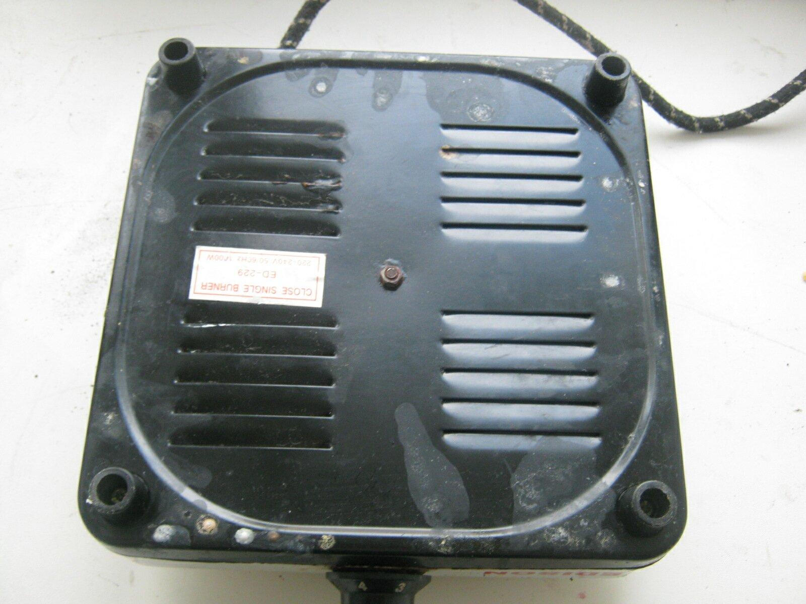 Ремонт электроплита зви 427