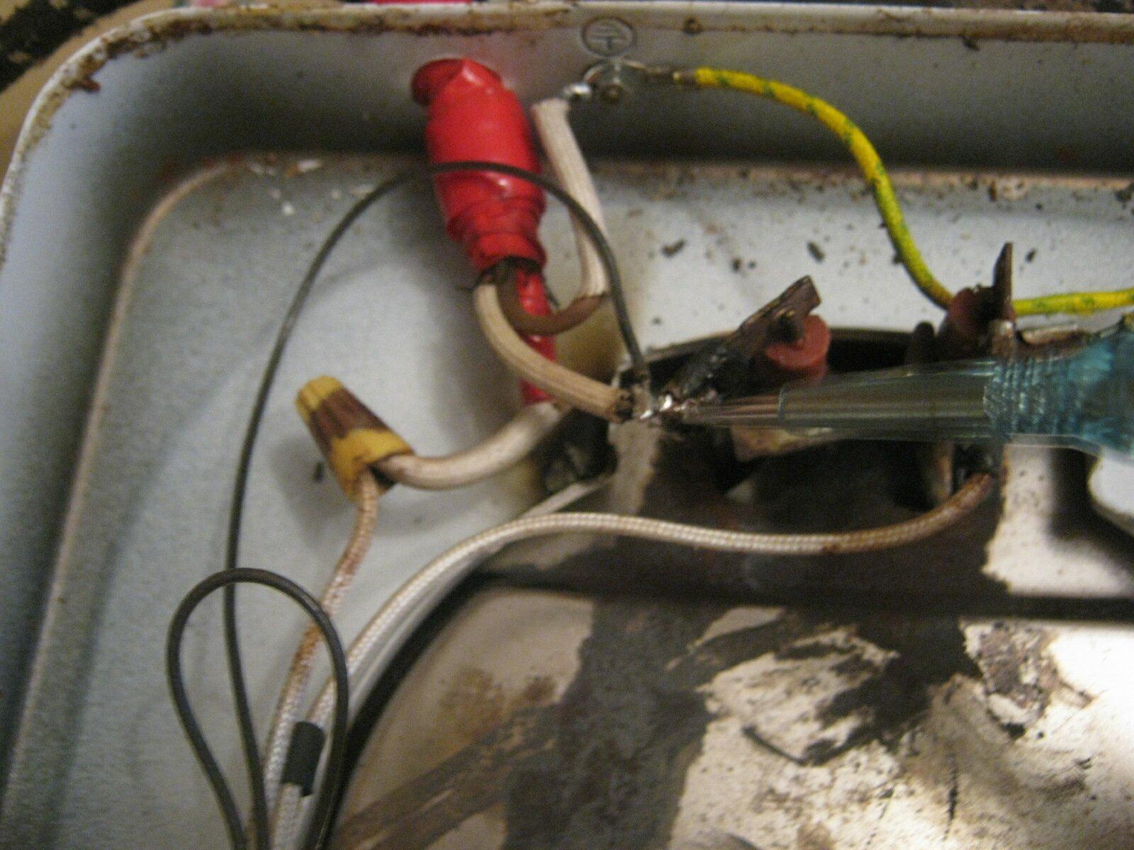 Ремонт настольной электрической плитки своими руками 48