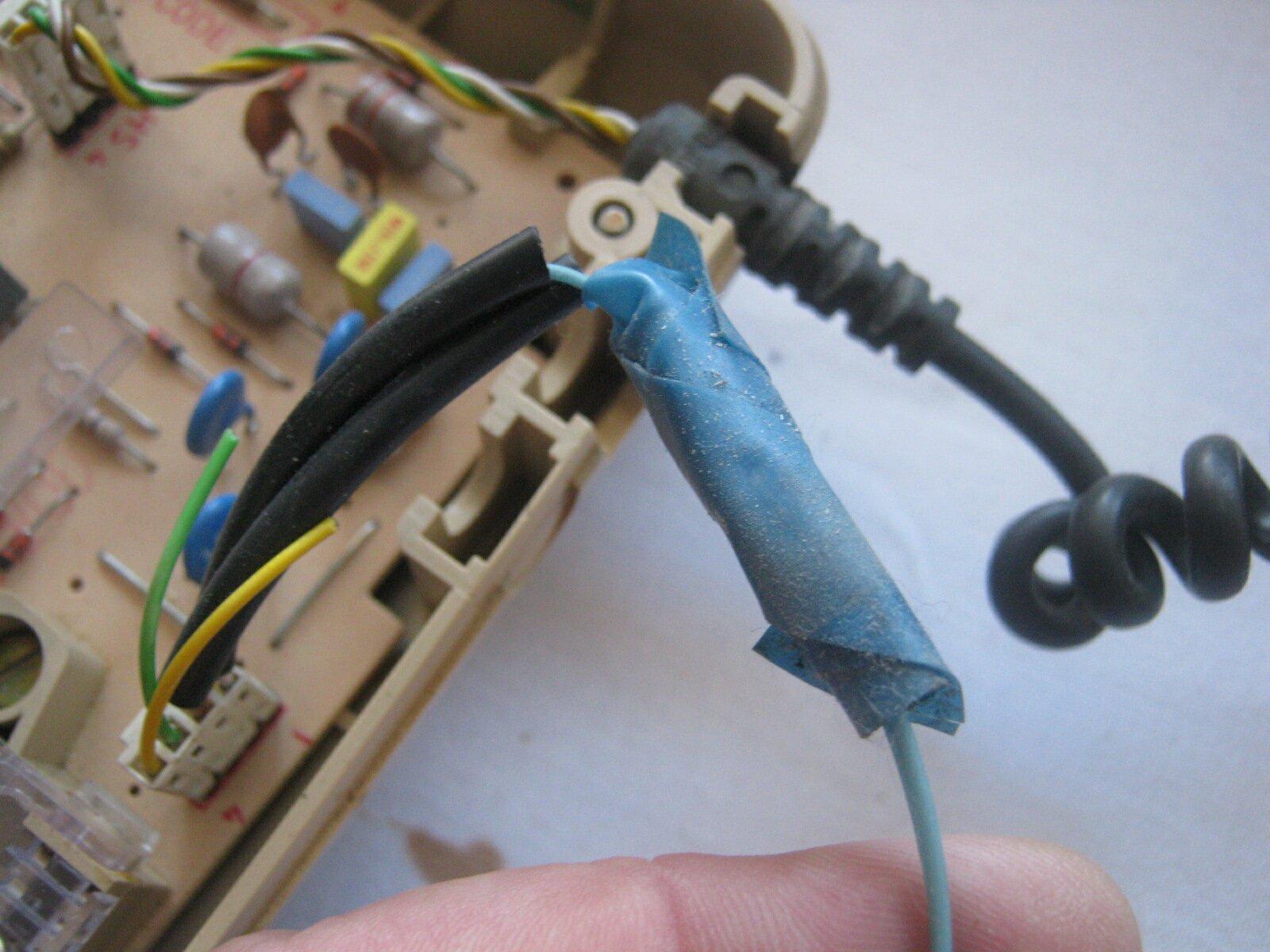 Своими руками из телефонного провода фото 743